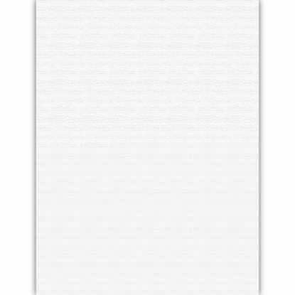 Picture of Solar White 13 x 19 Linen 100lb Cover - Classic Linen® - 500 sheets