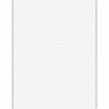 Picture of Solar White 13 x 19 Linen 80lb Cover - Classic Linen® - 500 sheets