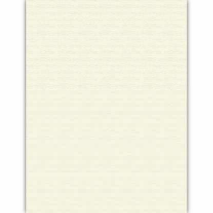 Picture of Natural White 80lb 13x19 Classic Linen Digital Cover - 500 sheets