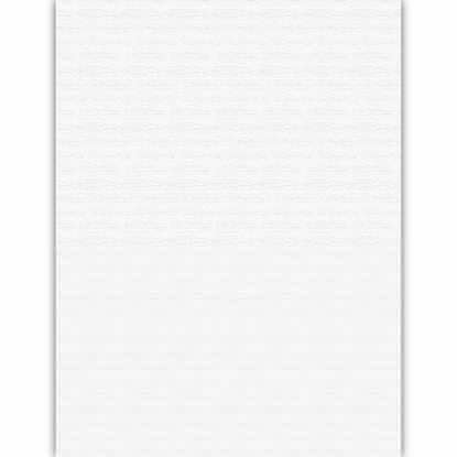 Picture of Avon Brilliant White 8.5 x 11 Linen 24lb Writing Paper - Classic Linen® - 500 sheets