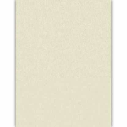 Picture of Natural White Natural 110lb 8.5X11 Wove Cranes Cover - 1000 sheets