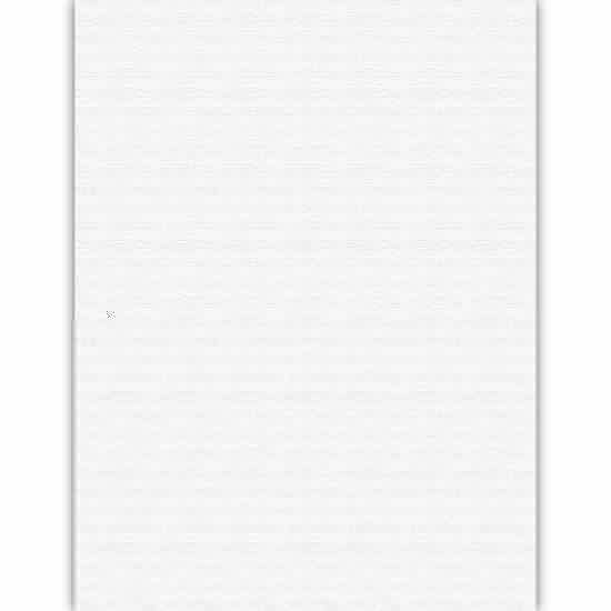 Picture of Bright White 8.5 x 11 Linen 24lb Writing Paper - HOWARD® Linen - 500 sheets