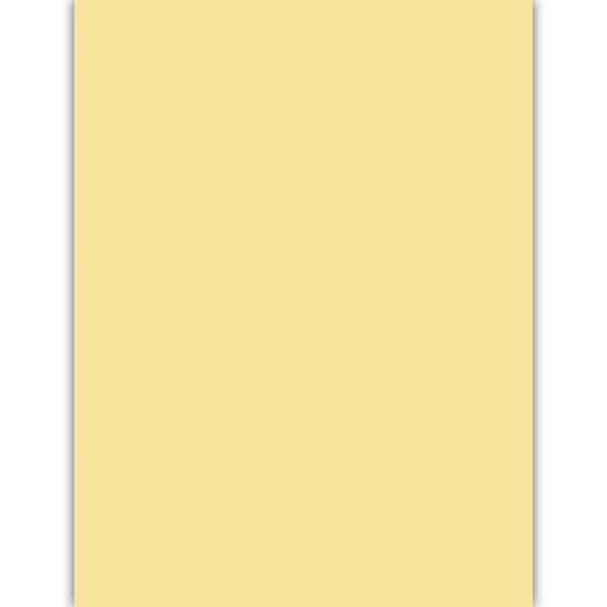 Picture of Canary Yellow 8.5 x 14 Smooth 60lb Text Paper - Springhill® Opaque - 500 sheets